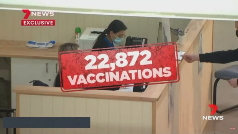 GP clinic vaccinated the most patients in Australia